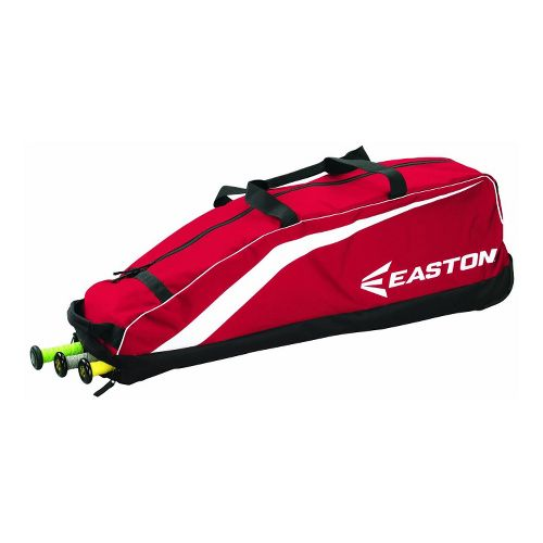 Easton Typhoon SE Wheeled Bags - Red