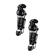 Easton Black Magic Leg Guards Youth Fitness Equipment