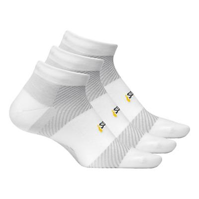 Feetures Light Cushion Low Cut 3 pack