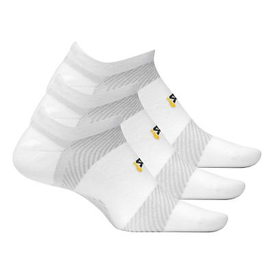Feetures Light Cushion No Show with Tab 3 pack