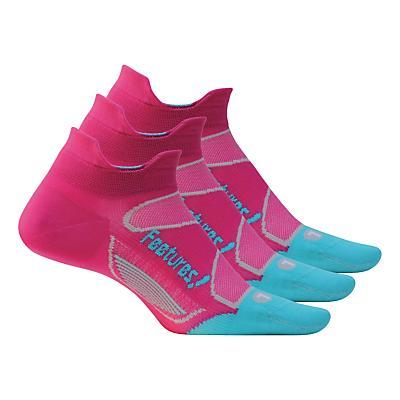 Feetures Elite Ultra Light No Show Tab 3 pack Socks