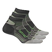 Feetures Elite Ultra Light Low Cut 3pk Socks