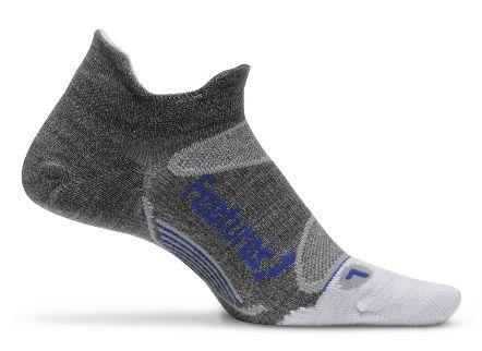 Feetures Elite Merino+ Ultra Light No Show Tab Socks