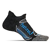Feetures Elite Merino+ Light Cushion No Show Tab Socks