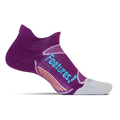 Feetures Elite Merino+ Light Cushion No Show Tab Socks