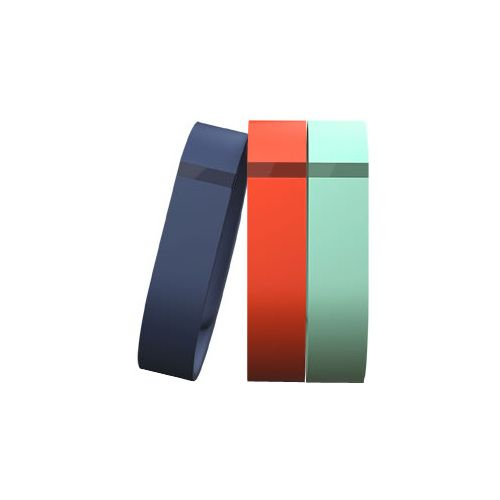 Fitbit Flex Accessory Bands 3 pack Holders - Assorted S