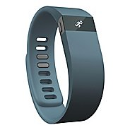 Fitbit Force Wireless Activity + Sleep Wristband - Large Monitors