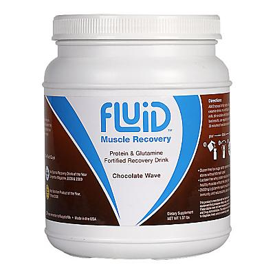 FLUID Recovery Drink Tub Nutrition