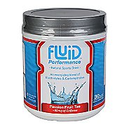 FLUID Performance Drink Tub 30 servings Nutrition