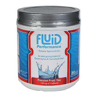 FLUID Performance Drink Tub 30 servings Nutrition