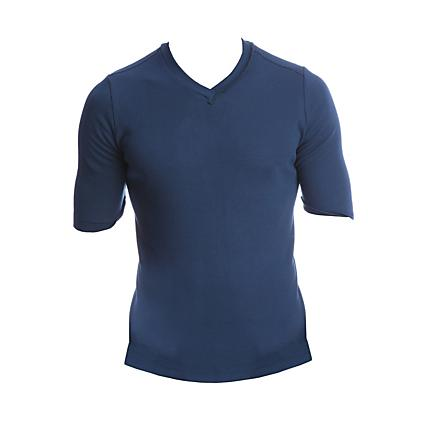 Mens 4-RTH Hybrid V-Neck Tee Short Sleeve Technical Tops