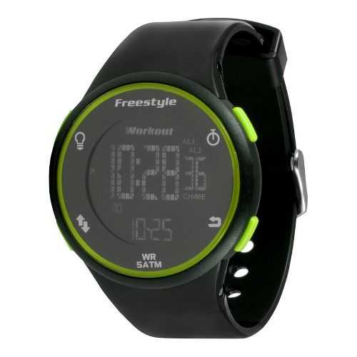 Freestyle USA Sprint Watches - Black/Green