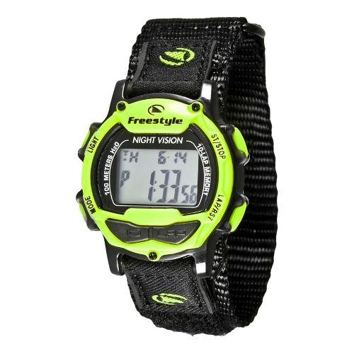 Freestyle USA Predator Watches - Green/Black