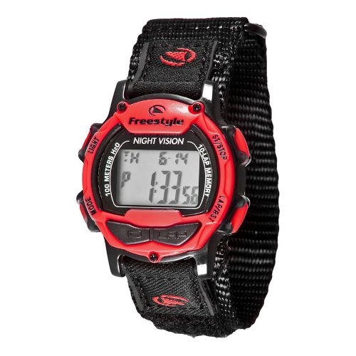 Freestyle USA Predator Watches - Red/Black