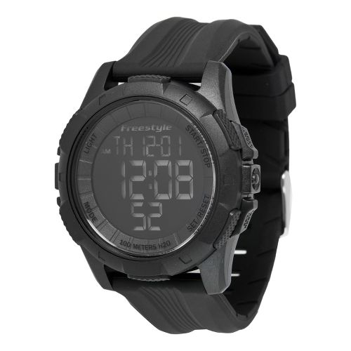 Mens Freestyle USA Kampus XL Watches - Black/Black