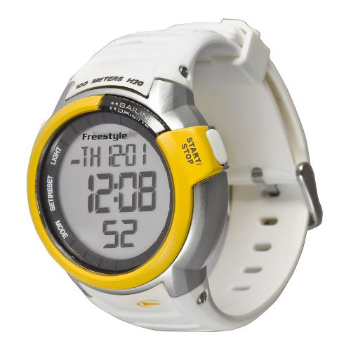 Mens Freestyle USA Mariner Watches - White/Yellow