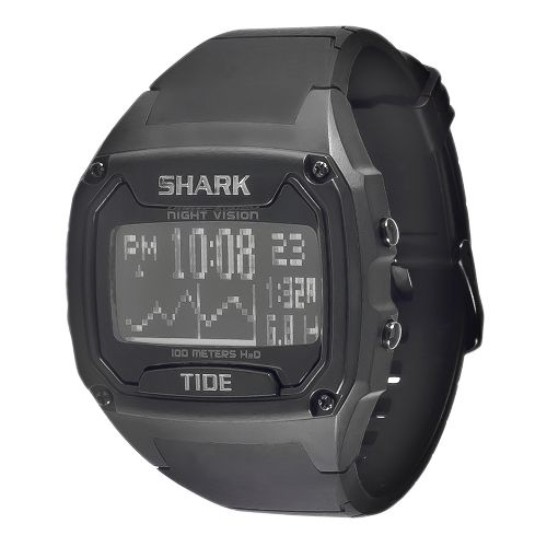 Mens Freestyle USA Killer Tide Watches - Black