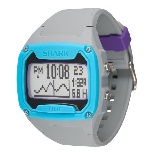 Mens Freestyle USA Killer Tide Watches - Cyan/Grey