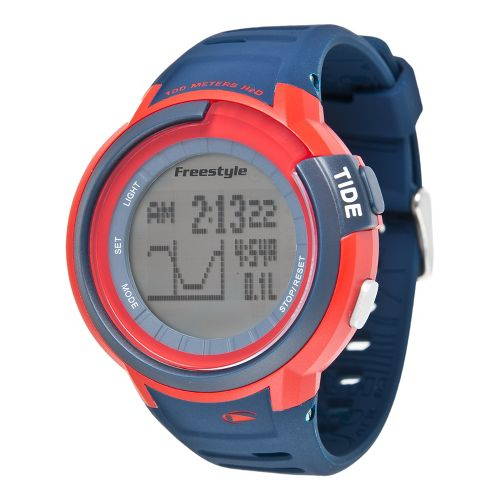 Mens Freestyle USA Mariner Tide Watches - Navy/Red