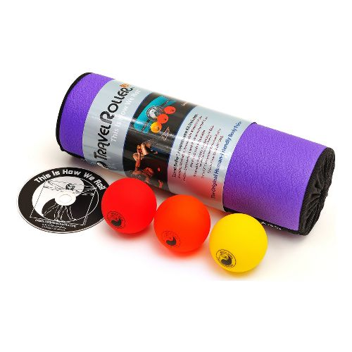 Fitter First Travel Roller Kit Injury Recovery - Purple