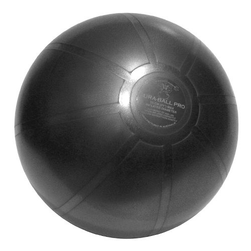 Fitter First DuraBall Pro 75cm Fitness Equipment - Silver