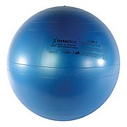 Fitter First Classic Exercise Ball 65cm Fitness Equipment