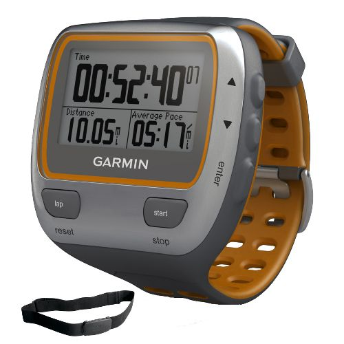 Garmin 310 XT w/HRM Monitors - Grey