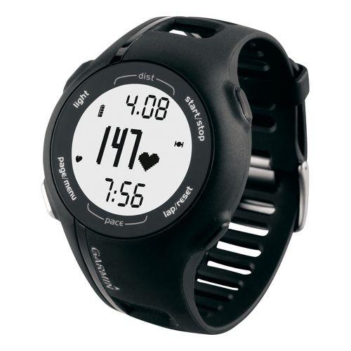 Garmin Forerunner 210 GPS w/HRM Monitors - Black