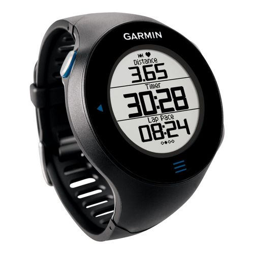 Garmin Forerunner 610 GPS w/ HRM Monitors - Black