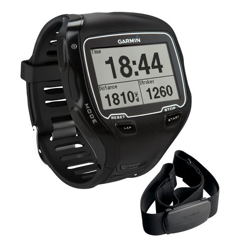 Garmin Forerunner 910XT w/HRM Monitors - Black