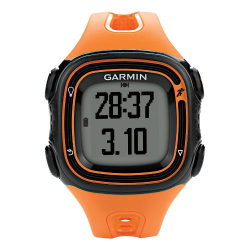 Garmin Forerunner 10 GPS Monitors - Orange - Large