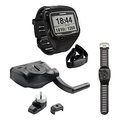 Garmin Forerunner 910XT Triathlon Bundle Monitors