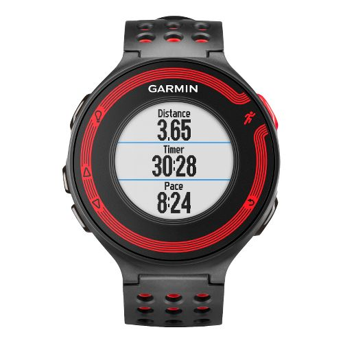 Garmin Forerunner 220 GPS Monitors - Black/Red