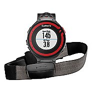 Garmin Forerunner 220 GPS with HRM3 Soft Strap Monitors