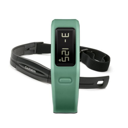 Garmin vivofit with Heart Rate Monitor - Teal