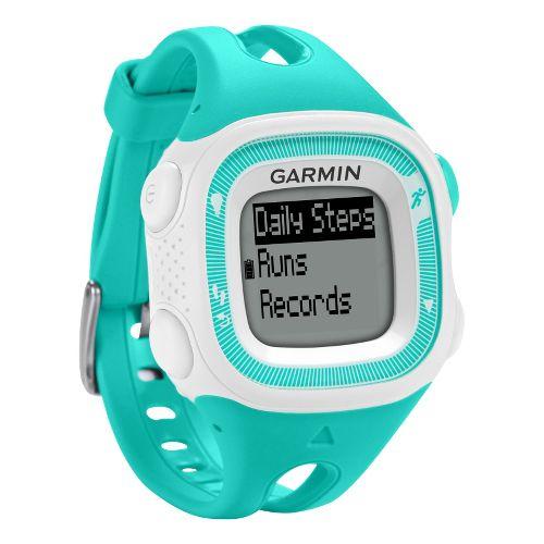 Garmin Forerunner 15 GPS Small Monitors - Teal/White