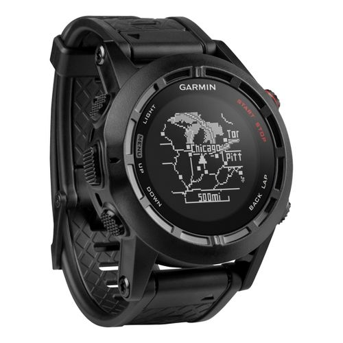 Garmin fenix 2 GPS Performer HRM Bundle Monitors - Black