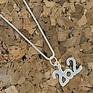Gone For a Run 26.2 Necklace Fitness Equipment