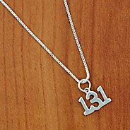Gone For a Run 13.1 Necklace Fitness Equipment