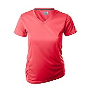 Womens Greenlayer Evolution Short Sleeve Tee Technical Tops