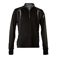 Mens Greenlayer Twilight Long Sleeve 1/2 Zip Technical Tops