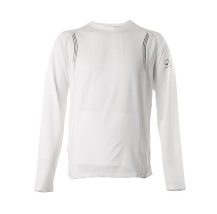 Mens Greenlayer Twilight Long Sleeve Tee No Zip Technical Tops
