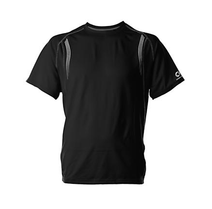 Mens Greenlayer Twilight Short Sleeve Tee Technical Tops