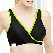 Womens Glamorise Active Comfort Wrap Sports Bra Bras