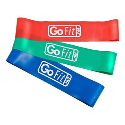 GoFit Power Loops 3 pk Fitness Equipment