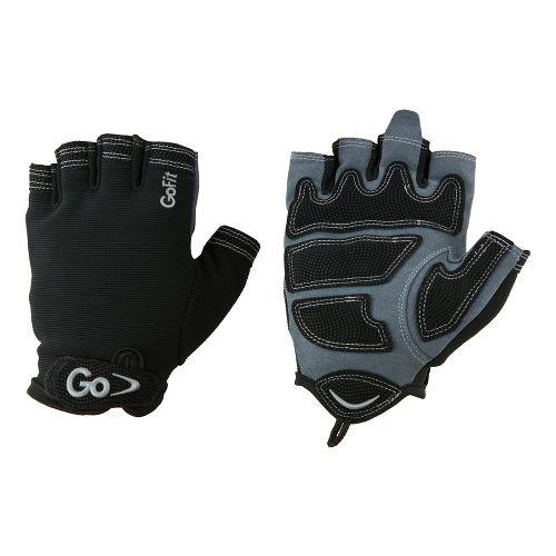 Mens GoFit Cross Training Gloves Handwear - Black L