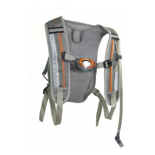 GoMotion Synergy Hydration LightVest (with Bladder) Safety - Silver