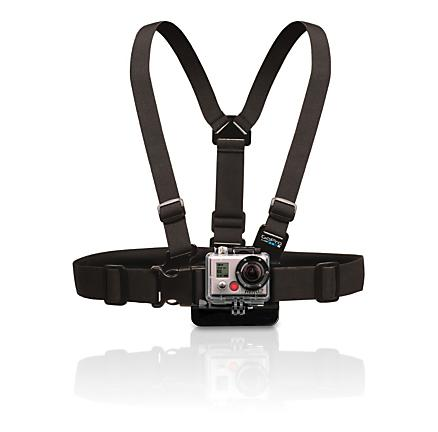 GoPro Chest Mount Harness Holders