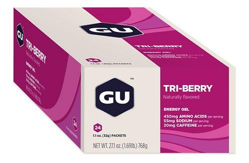 GU Energy Gel 24 pack Nutrition - null