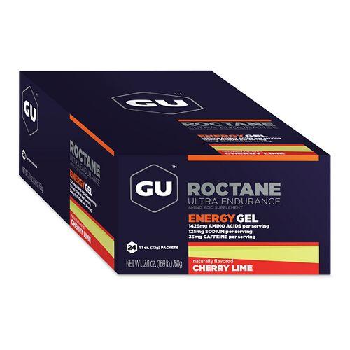 GU Roctane Energy Gel 24 pack Nutrition - null